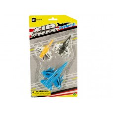 Jet Fighter Planes Set