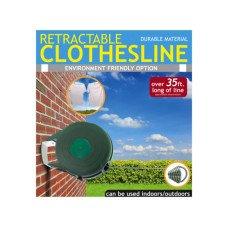 Indoor Outdoor Retractable Clothesline
