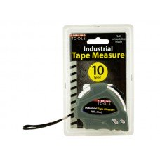 Industrial Tape Measure with Self Retractable Blade