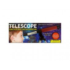 Compact Telescope with Tabletop Tripod