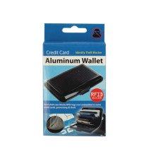 Aluminum Credit Card Wallet