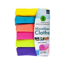 Multi-Purpose Microfiber Cloths Set