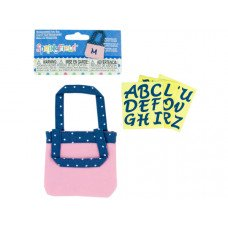 Monogrammed Tote Bag Doll Accessory