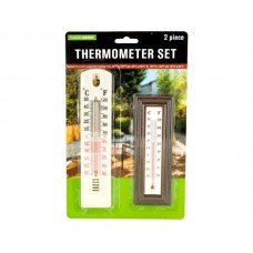 Garden Thermometer Set