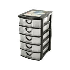 5 Drawer Desktop Storage Organizer