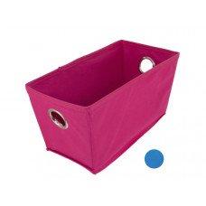 Cloth Covered Home Storage Basket