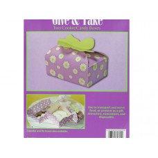 Spring Flowers Candy & Cookie Boxes