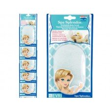 Spa Splendor Exfoliating Body Scrub Clip Strip