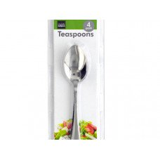 Metal Teaspoons Set