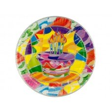 Birthday Cake Party Dessert Plates