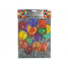 Balloon Party Printed Tablecover