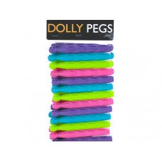 Dolly Peg Clothespins Set