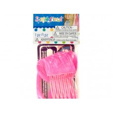Springfield Hot Pink Doll Hair Extension