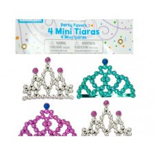 Mini Tiaras Party Favors