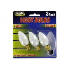 Frosted Light Bulbs