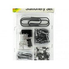 Push Pins & Clips Stationery Set