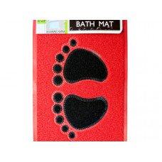 Footprints Massaging Bath Mat