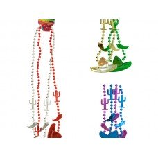 Southwest Style Beaded Party Necklaces