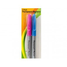 Colored Permanent Markers Set