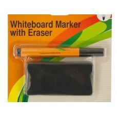 Whiteboard Marker & Eraser Set