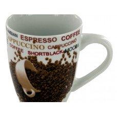 12 oz. Coffee Beans Ceramic Mug