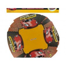 Birthday Cars Fold-Up Party Snack Bowls