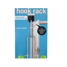 Over the Door Dual Hook Rack