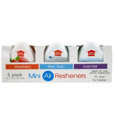Mini Gel Air Fresheners Set