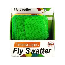 Giant Telescopic Fly Swatter Display