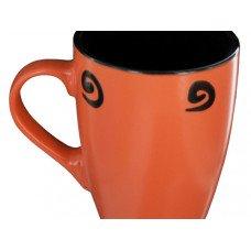 12 oz. Swirl Design Ceramic Coffee Mug