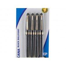 Executive Retractable Ball Point Pens