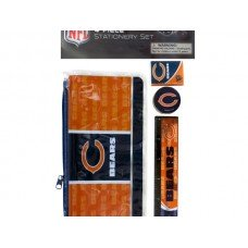 NFL Licensed Chicago Bears Stationery Set