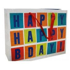 Assorted Birthday Gift Bag