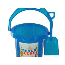 Glitter Beach Bucket with Shovel