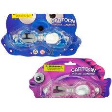 Octopus & Fish Swim Goggles