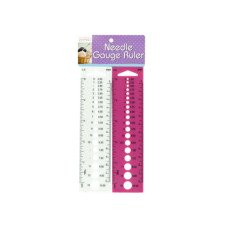 Needle Gauge Ruler Set