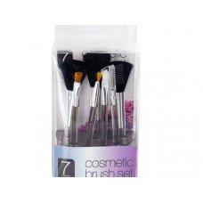 Cosmetic Brush Set in Standing Organizer