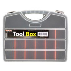 Snap-Close Tool Box