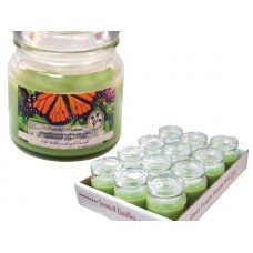 Butterfly Meadows Jar Candle Display