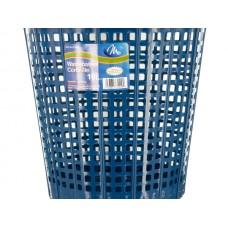 Round Plastic Wastebasket