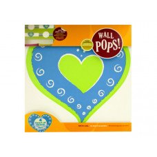 Heart of Hearts Peel + Stick Wall Art Set