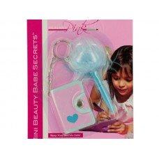 Mini Beauty Babe Diary & Pen Keychain