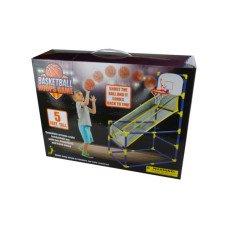 Arcade-Style Basketball Hoops Game