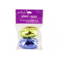 Lavender & Lime Green Gift Ribbon