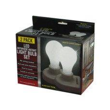 LED Anywhere Instant Light Bulb Set