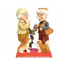 Biddys Grandkids Bobble Figurine