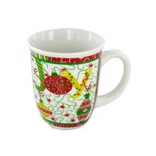 Ceramic Christmas Theme Mug