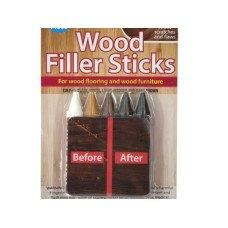 Furniture Repair Wood Filler Sticks Set