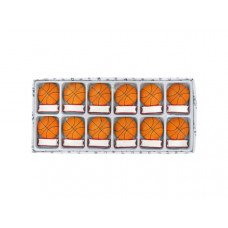 Decorative Basketball Magnets Set