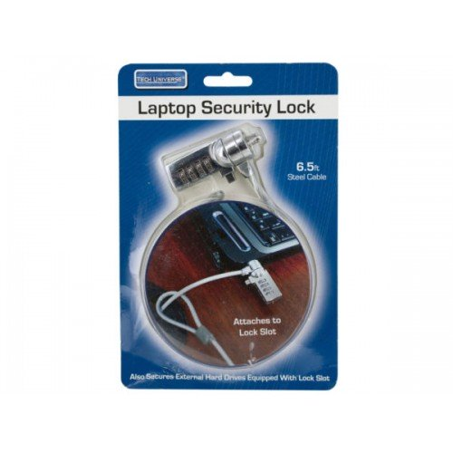 Laptop Steel Cable Security Lock